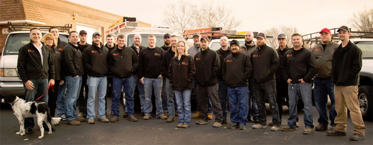 Advantage Fire Protection Systems - our team