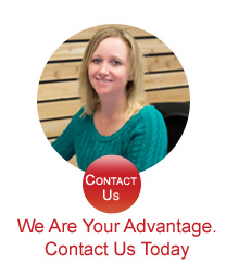We Are Your Advantage. Click here to Contact Us Today.